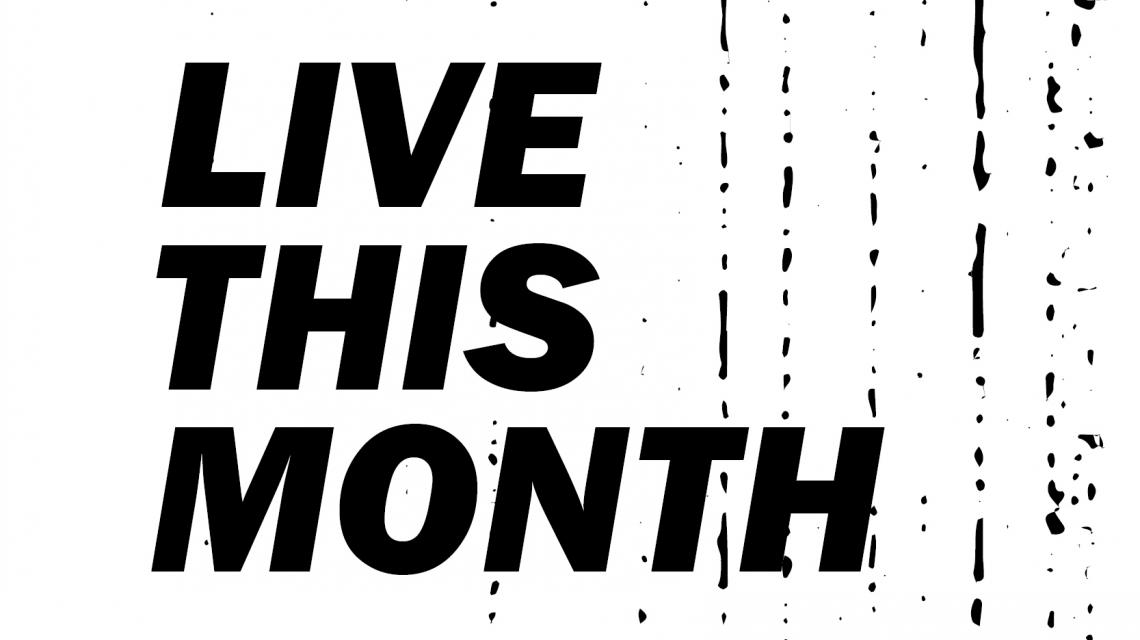 Live This Month (art)