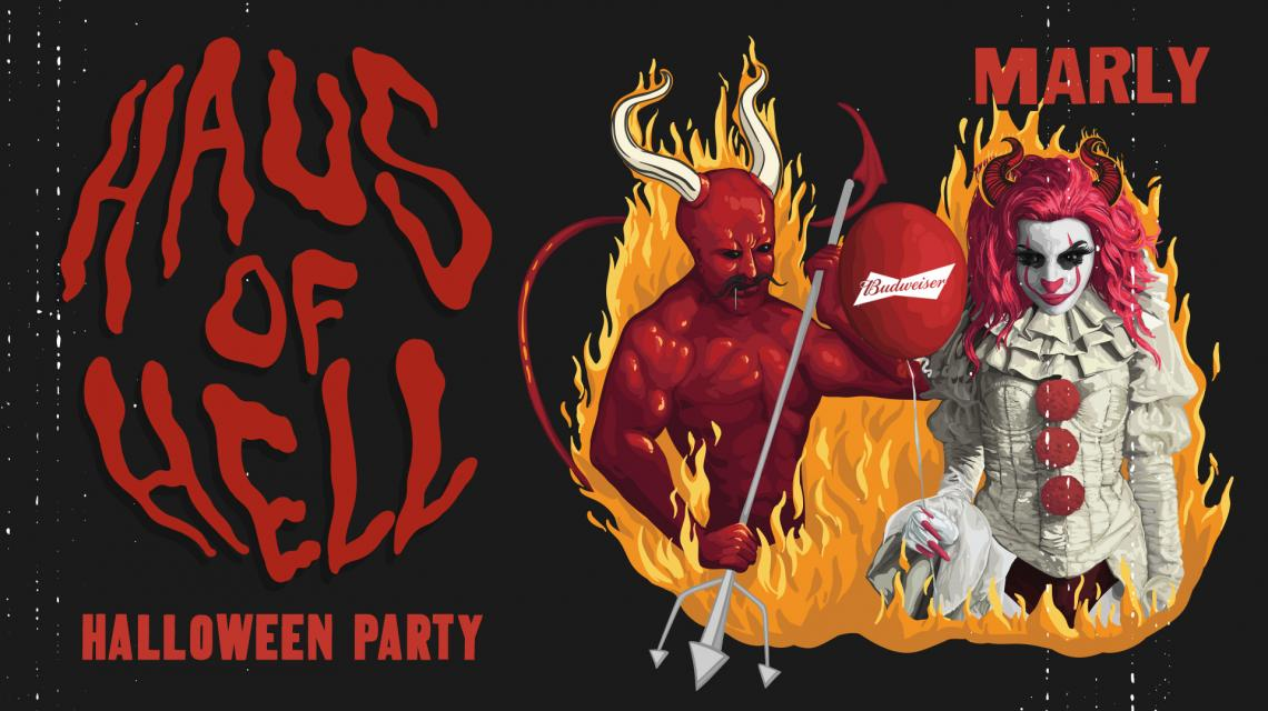 The Haus of Hell at the MARLY